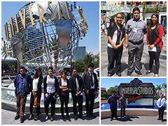 LA Youth Find Employment at Universal Studios