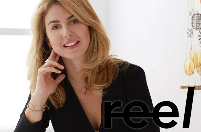 REEL founder Daniela Corrente (photo courtesy of women2.com)