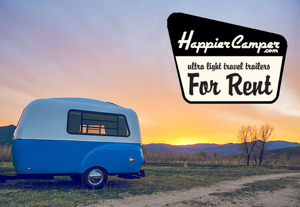 Derek May, owner of Happier Camper Ultra-Light Retro-Style Travel Trailers, received a $1.1 Million dollar business loan with the help of the South Valley BusinessSource Center