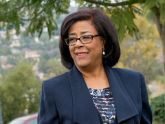 Jan Perry, General Manager of the City of L.A. EWDD