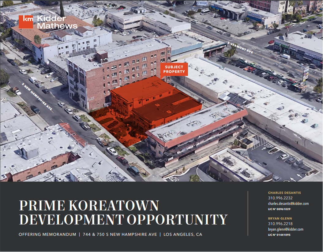 Koreatown Apartment Project