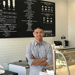 Foulay Saelor, owner of Bengee's Ice Cream, opened a second location in Echo Park thanks to the Central West LA BusinessSource Center