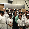 EWDD General Manager Jan Perry visits the LA HTA Culinary Apprenticeship Program