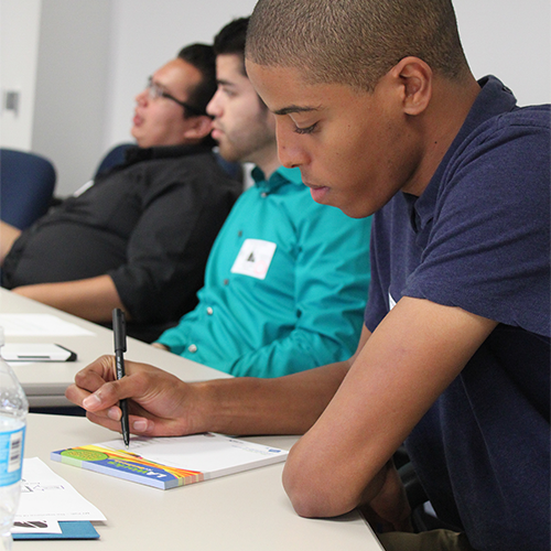 Hire LA'S Youth Participants Ready to Earn and Save During Summer Jobs Program Thanks to Financial Literacy Training