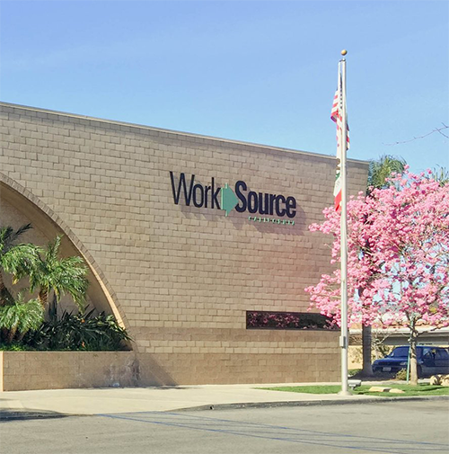 Former Pacoima WorkSource Center location